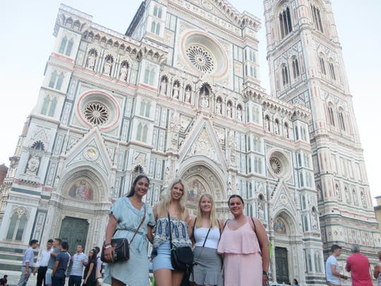 Dagtrip naar Florence vanuit San Gimignano