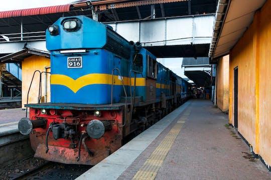 Wycieczka pociągiem do Kandy
