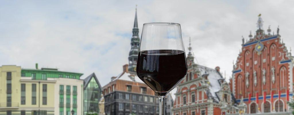 Dégustation privée de vins lettons à Riga