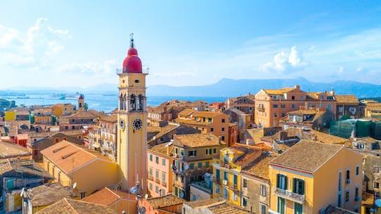 Best of Corfu: Halbtagestour mit Transport
