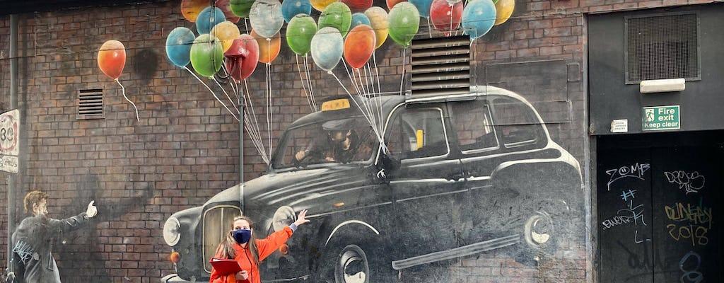 Glasgow Street Art Tour