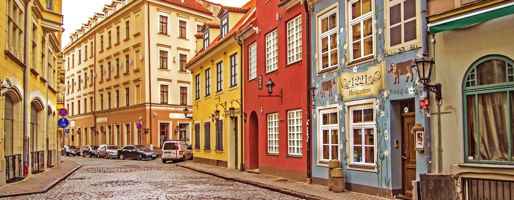 Historical walk through Riga with a Local