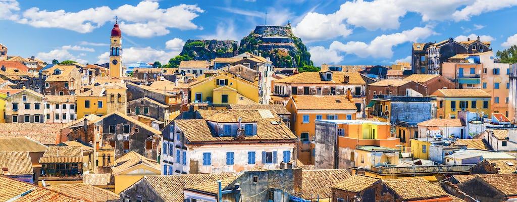 Экскурсия по Старому городу Корфу с дегустацией Оливкового масла