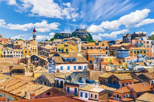 Corfu Old Town tour with Olive Oil Tasting