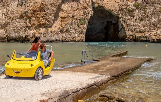GoCar Kleine Groepstocht op Gozo