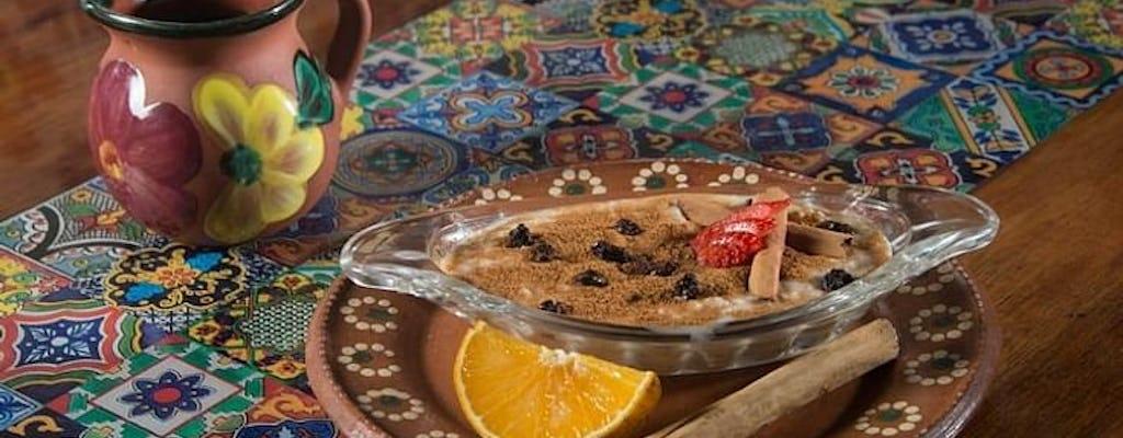 Clase de cocina mexicana y visita guiada al mercado local con transporte en Cancún