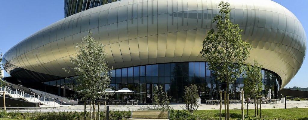 Acesso prioritário ao La Cité du Vin, em Bordeaux, com degustação de vinho