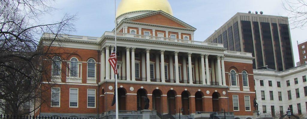Downtown Boston & Freedom Trail walking tour