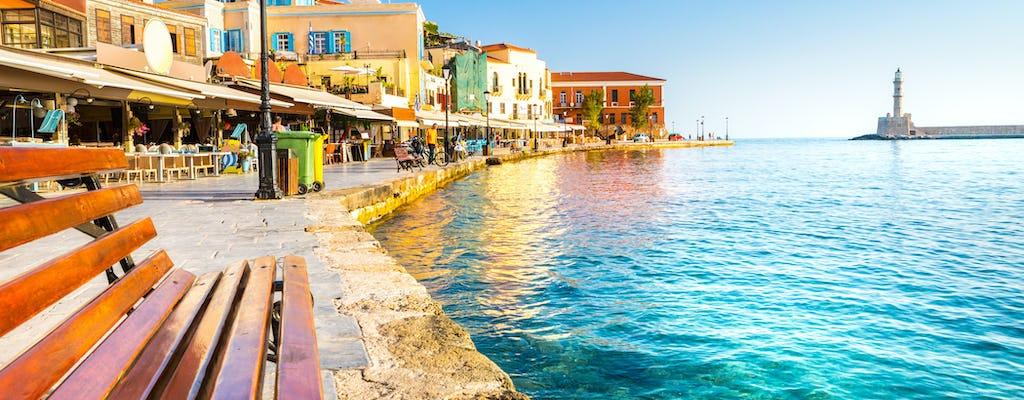 Héraklion pour les gourmets: visite culinaire privée en Crète