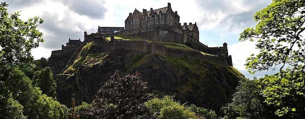 Tour de áudio autoguiado com tema de Harry Potter por Edimburgo