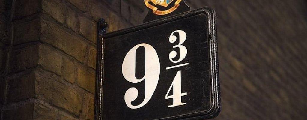 Zelfgeleide wandeltocht met Harry Potter-thema in Londen op een mobiele app