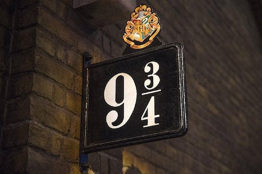 London's Harry Potter themed self-guided walking tour on a mobile app