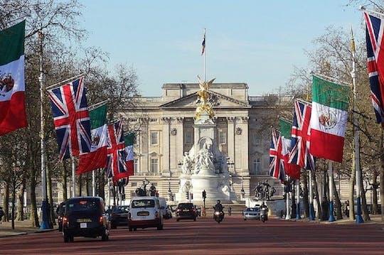 Откройте для себя Королевский Лондон во время самостоятельного автономного аудиотура