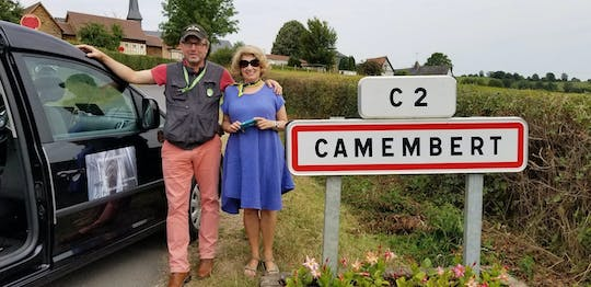 Food tour in Normandy with a private guide