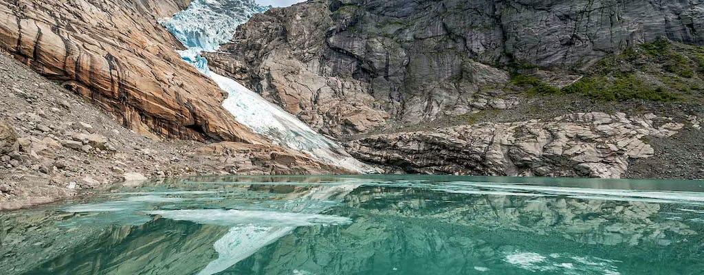 Excursion au glacier de Briksdal depuis Olden
