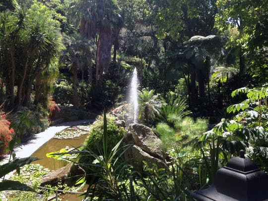 La Mortella Gärten mit Transfer