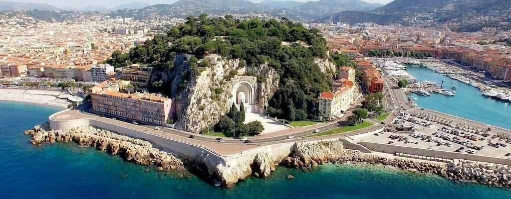 Excursión privada por la costa de la Riviera francesa desde Mónaco
