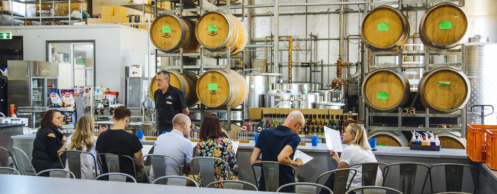 Hunter Valley wine tour with lunch
