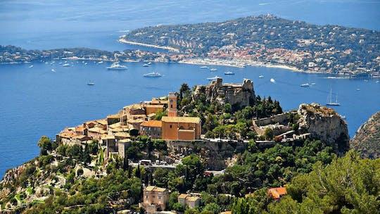 Excursão privada para Nice, Eze e Monte-Carlo saindo de Mônaco