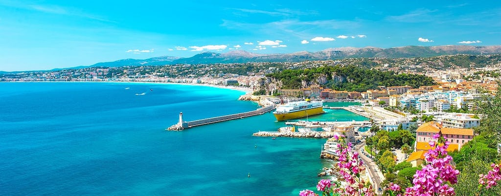 Private tour along the French Riviera from Villefranche