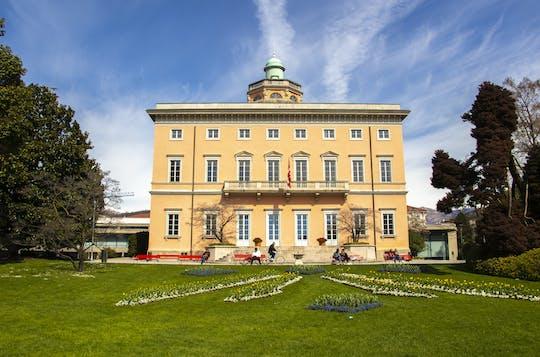 Passeio histórico de Lugano, descubra a cidade com um morador
