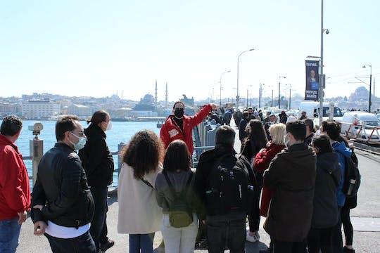 Пешеходная экскурсия по Старому городу Стамбула и Таксиму для небольших групп с местным гидом