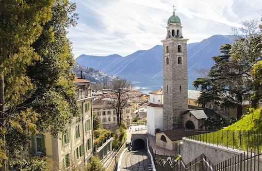 Descubra o lado fotogênico de Lugano