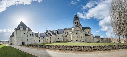 Skip-the-line ticket to Fontevraud Abbey and Modern Art Museum
