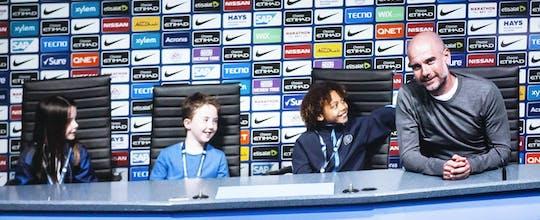 Wycieczka po stadionie Manchester City z przewodnikiem