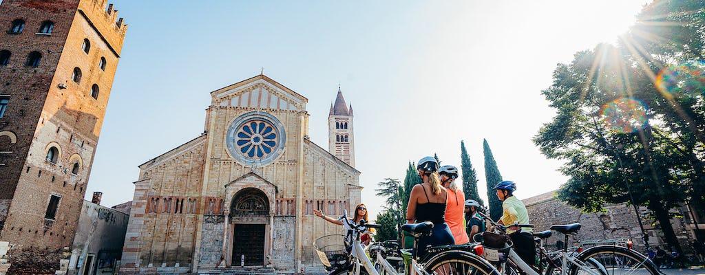 Wycieczka rowerowa po Weronie