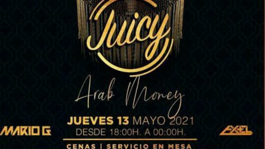 Juicy 13 Mayo