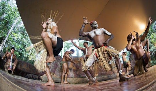 Experiência aborígene Pamagirri e tour por Kuranda