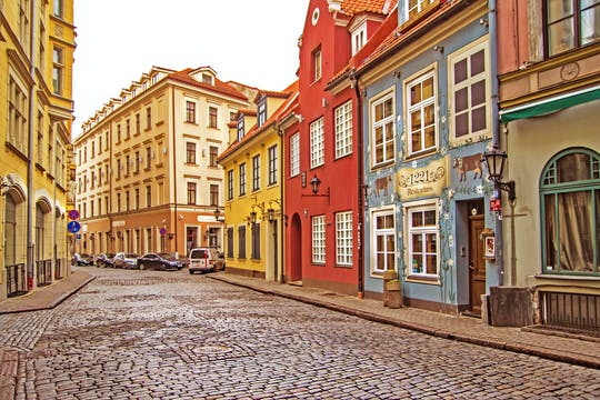 Discover Riga's art and culture with a Local