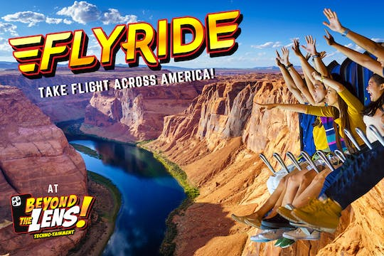 FlyRide Adventure-ticket