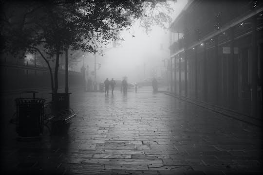 The New Orleans ghost adventures and haunted ghost tour