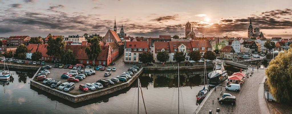 Passeio privado a pé pelos destaques de Stralsund
