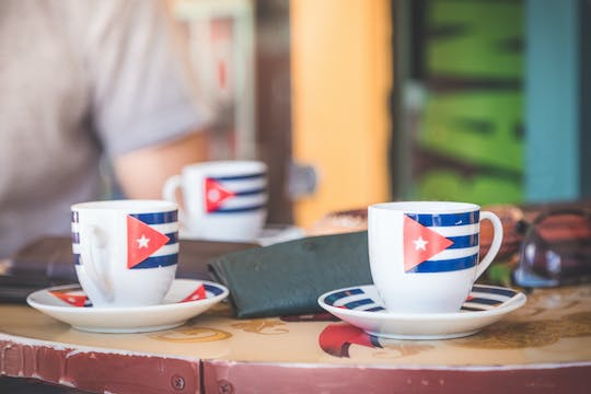 Guided walking tour of Little Havana in Miami
