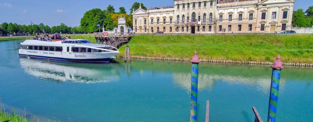 Ganztägige Flusskreuzfahrt von Padua nach Venedig