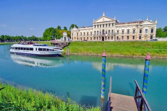 Crociera fluviale di un'intera giornata da Padova a Venezia