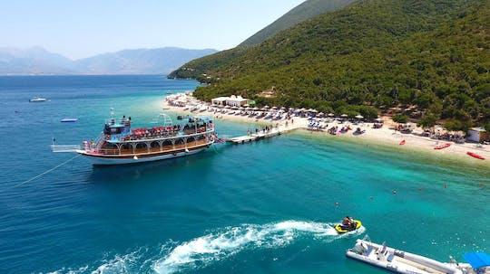 Vlore Cruise naar de Baai van Karaburun Dagtrip