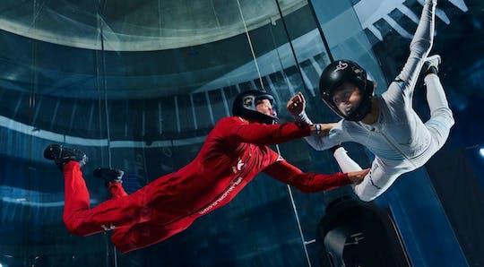 iFLY Austin Indoor-Skydiving-Erlebnis
