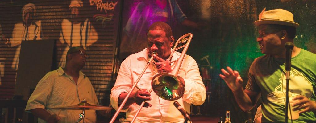 Wycieczka jazzowa z przewodnikiem po Nowym Orleanie