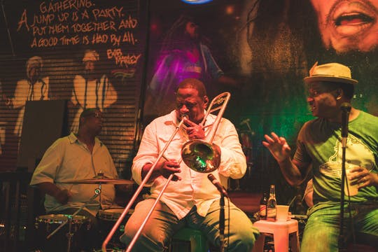 New Orleans guided jazz tour