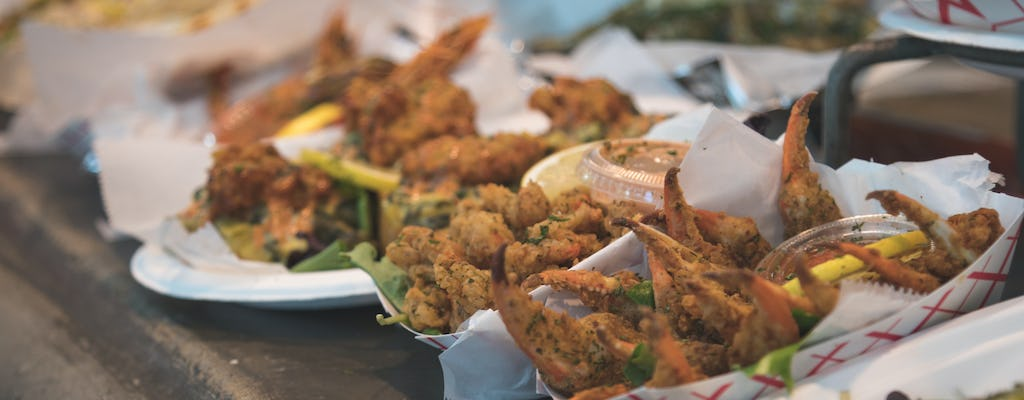 New Orleans French Quarter guided food tour