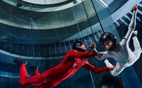 iFLY Westchester indoor skydiving
