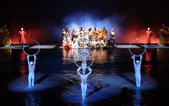 """Entradas para """"O"""" del Cirque du Soleil® en Las Vegas"""