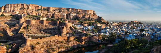 Mehrangarh Fort dining experience with transport