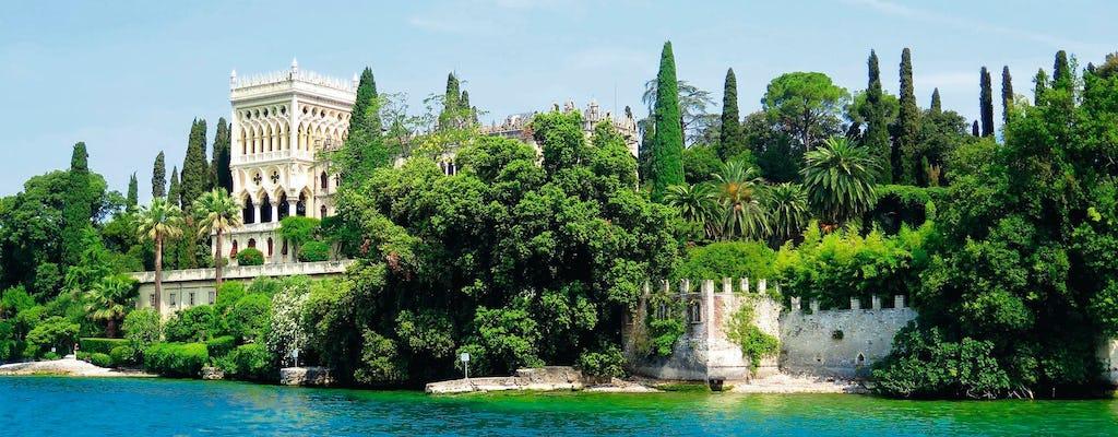 Lake Garda Private Motorboat Tour