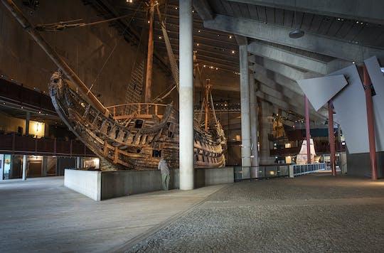 Entradas al Museo Vasa