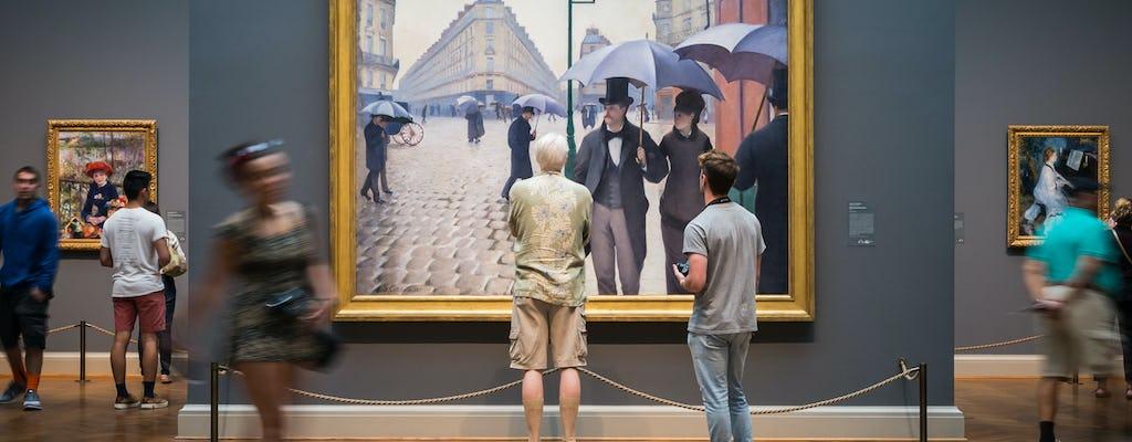 The Art Institute of Chicago: tour semiprivado sin colas